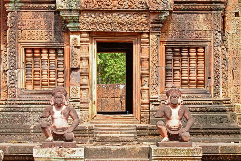 Temple and Capital Highlights Tour Package