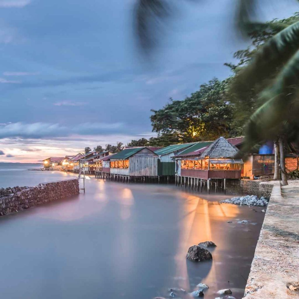 Where To Stay in Kep