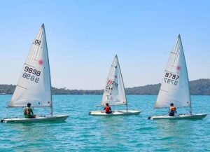 The first international sailing tournament in Cambodia is approaching