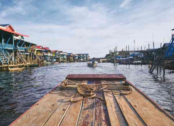 Temple & Capital Highlights Tour Package (4). Tonle Sap